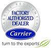 Factory Authorized Carrier Dealer